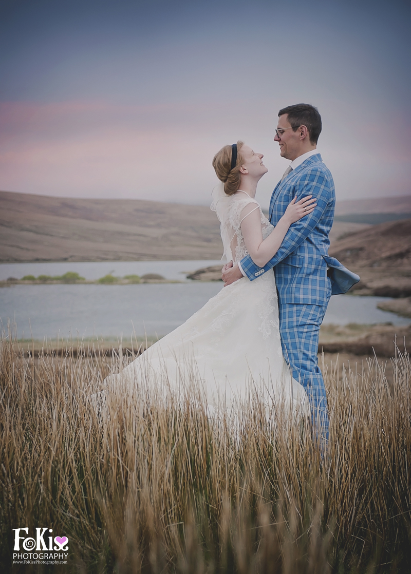 Destination Wedding Photography - Monika Karsten, FoKiss Photography,Destination wedding photography, Photographer Clifden, Connemara, WILD ATLANTIC WAY, honeymoon shoot